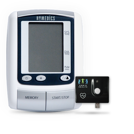 BPA-060 Blood Pressure Monitor (incl. Wireless Connector)